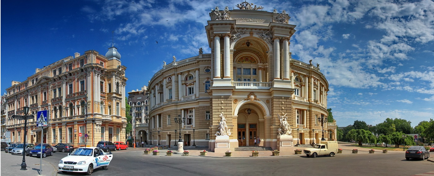 Ukraine, city of Odessa